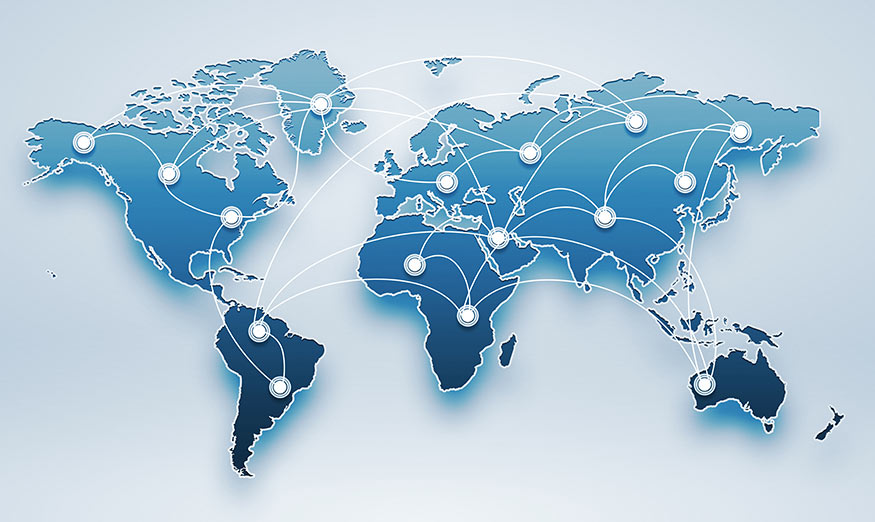 Countries we do businesses